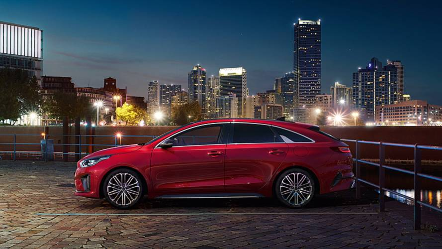 Kia ProCeed (2019) - Le shooting break décomplexé