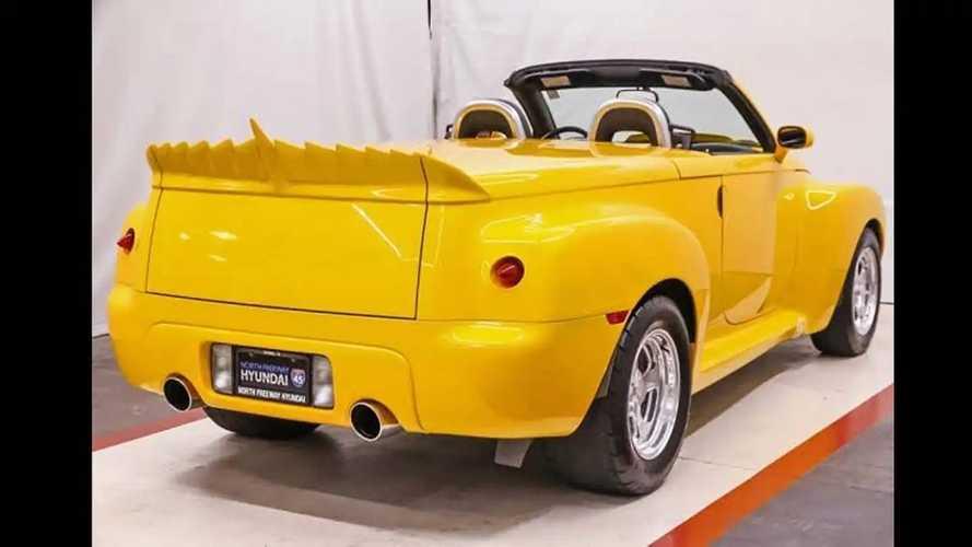 DinoSSauR Chevy SSR