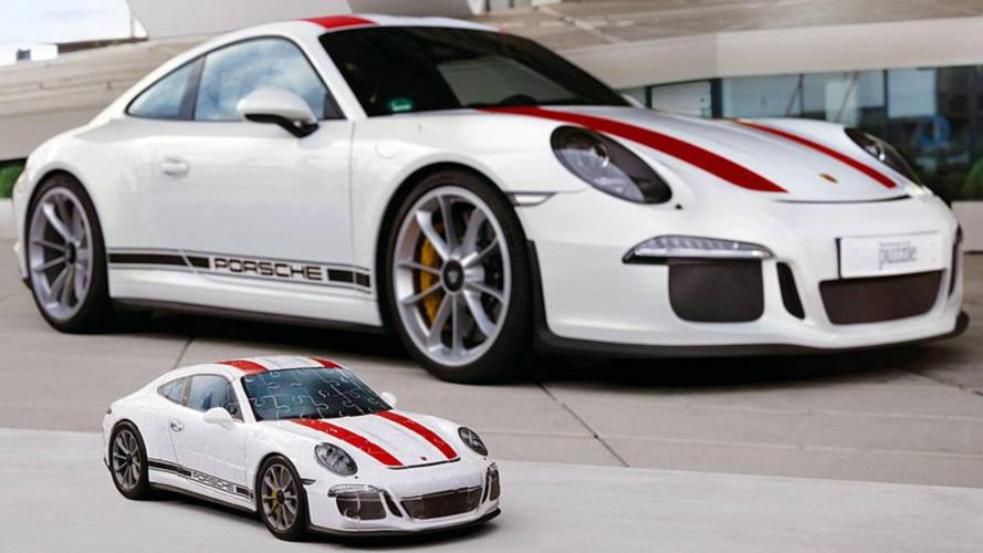 Finally, The Porsche 911 R We Can All Afford