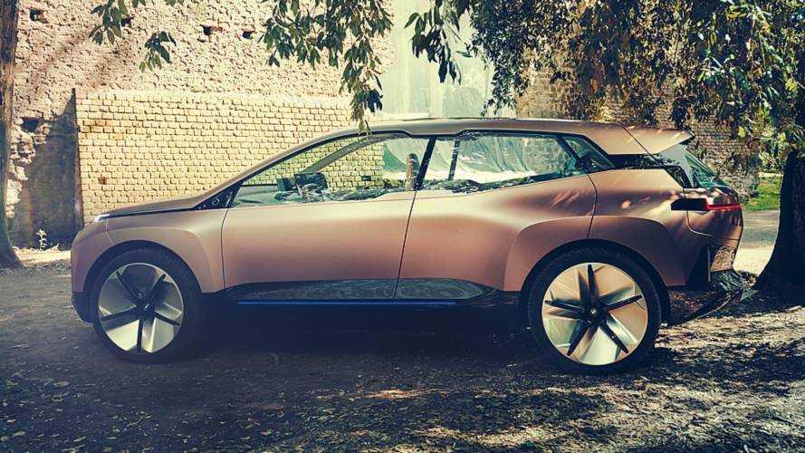 La BMW iNext de série ressemblera au concept controversé