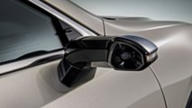 Lexus ES Digital Outer Mirror