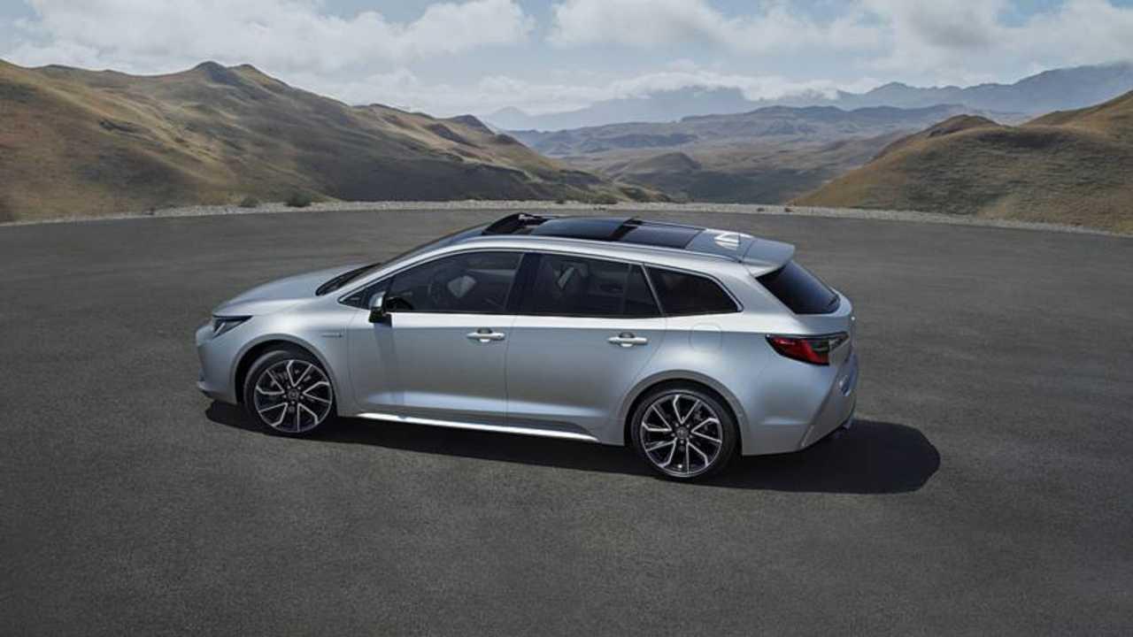 2019 Toyota Corolla Touring Sports