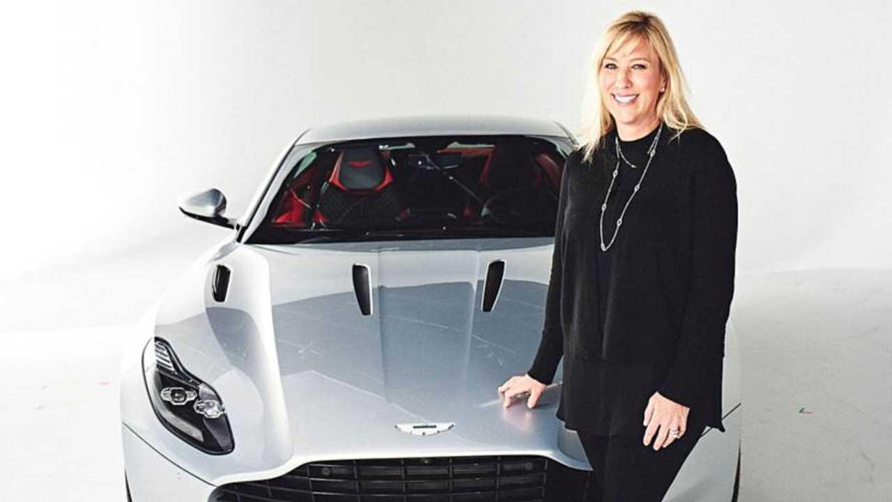 Laura Schwab President of Aston Martin Americas 18.05.17