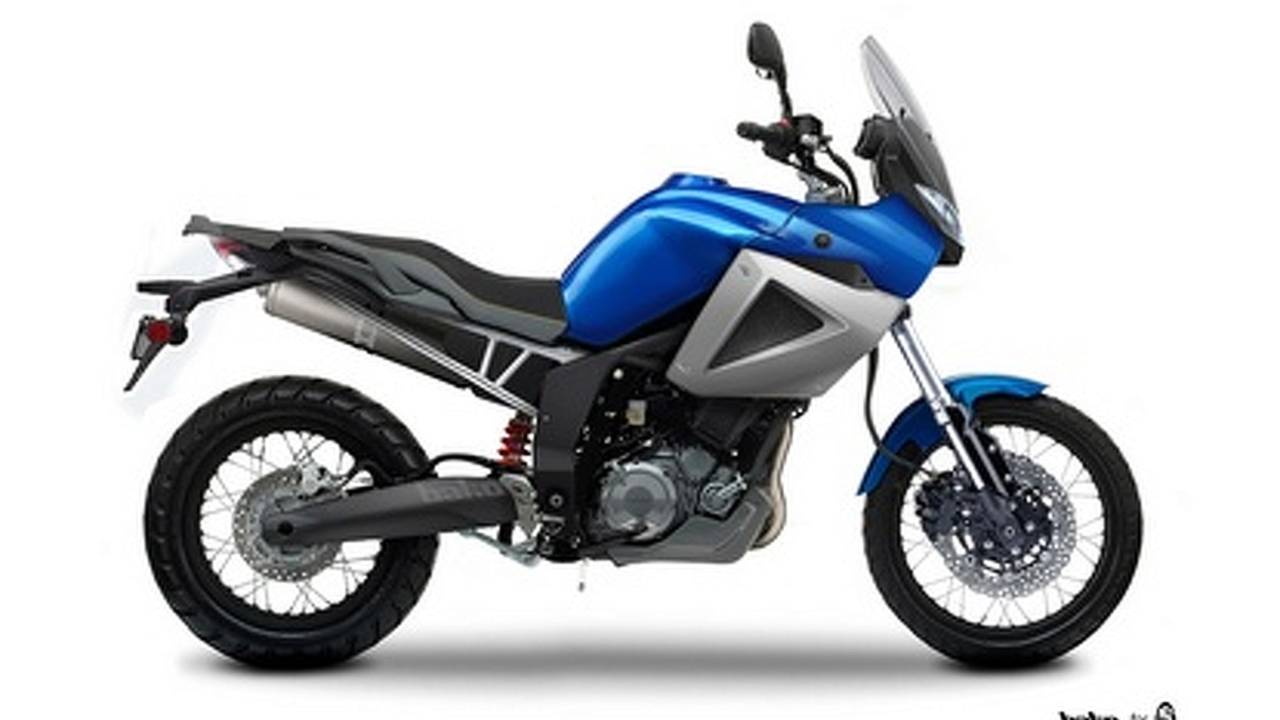 The Year Is 2025 and Yamaha Just Released Its New XT 500