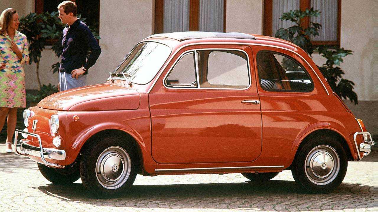 Platz 2: Fiat 500