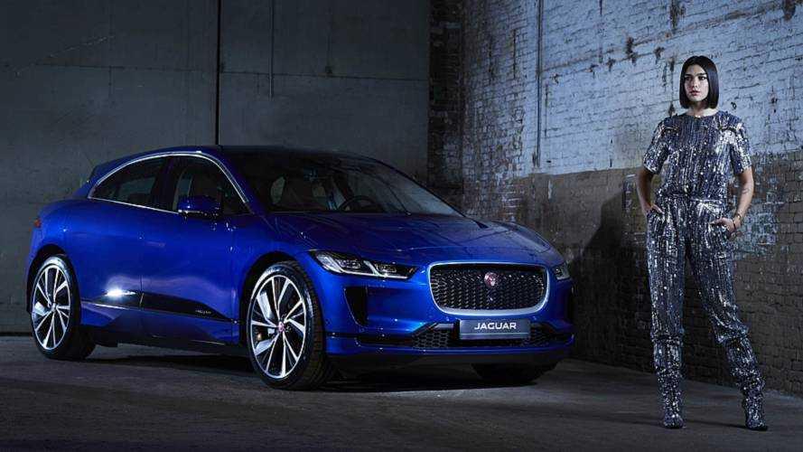 Dua Lipa x Jaguar : Vitrine de la technologie du constructeur