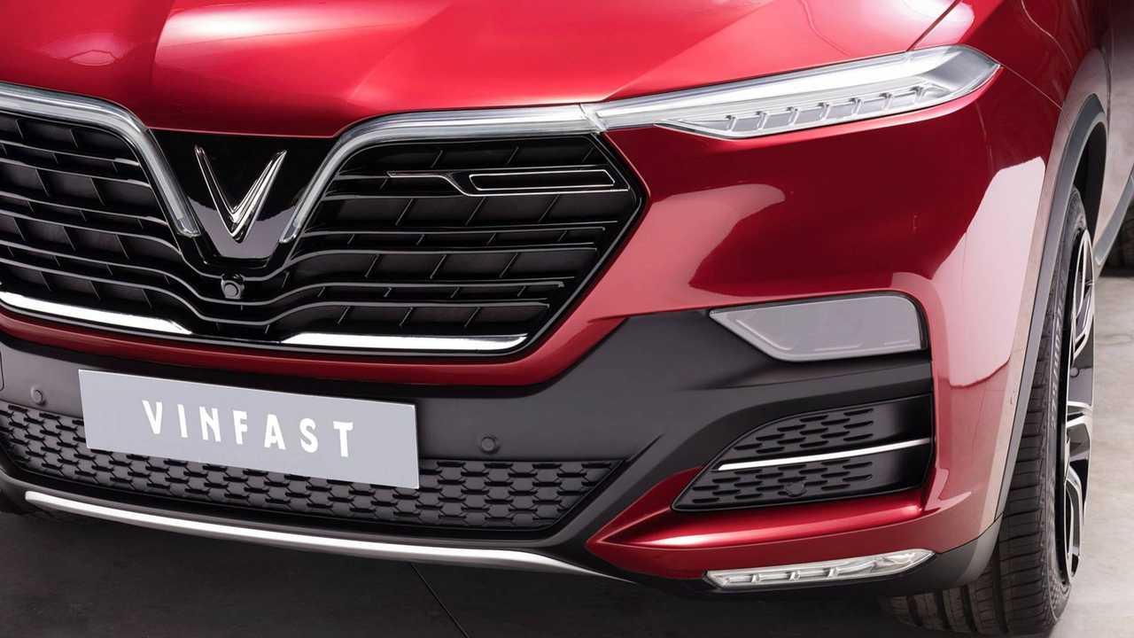 VinFast SUV By Pininfarina