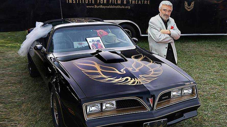 Burt Reynolds Trans Am