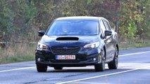 Subaru Levorg Test Mule Spy Photos
