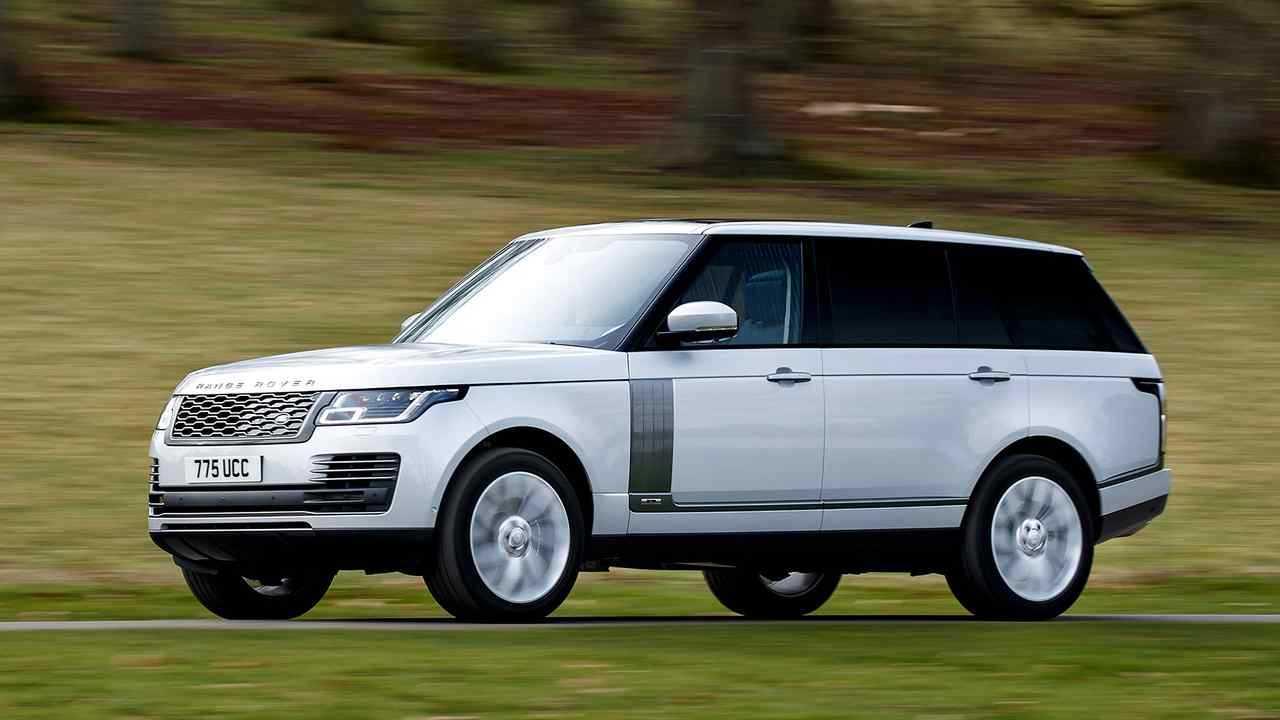 Range Rover LWB (5,20 metros)