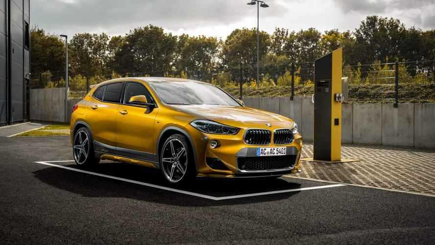 AC Schnitzer améliore le BMW X2