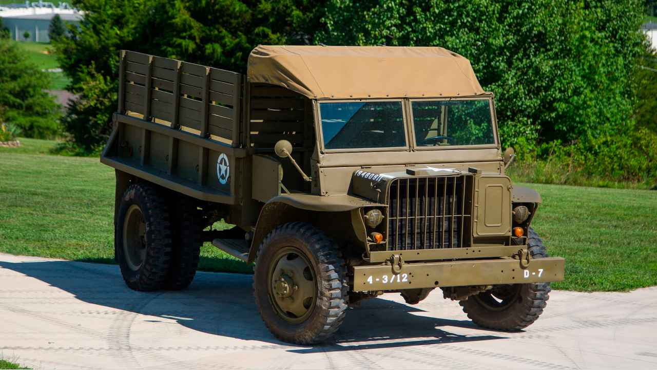 1943 Ford Burma Jeep