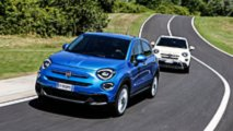 Fiat 500X 2019 (restyling)