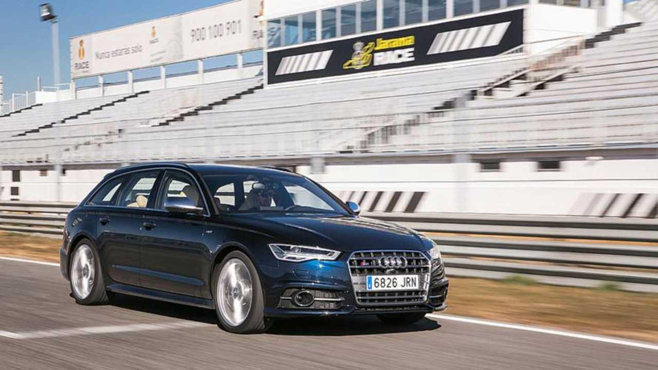 Prueba Audi S6 Avant 2018