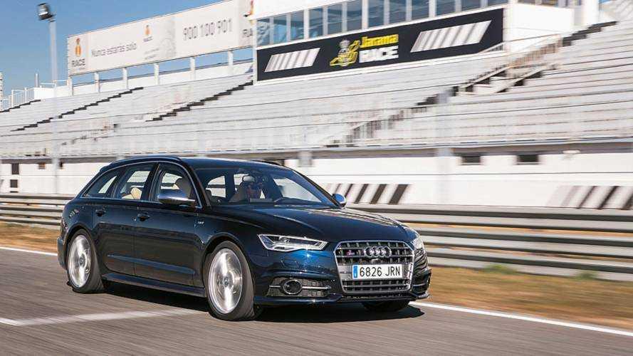 Prueba Audi S6 Avant 2018, expreso familiar