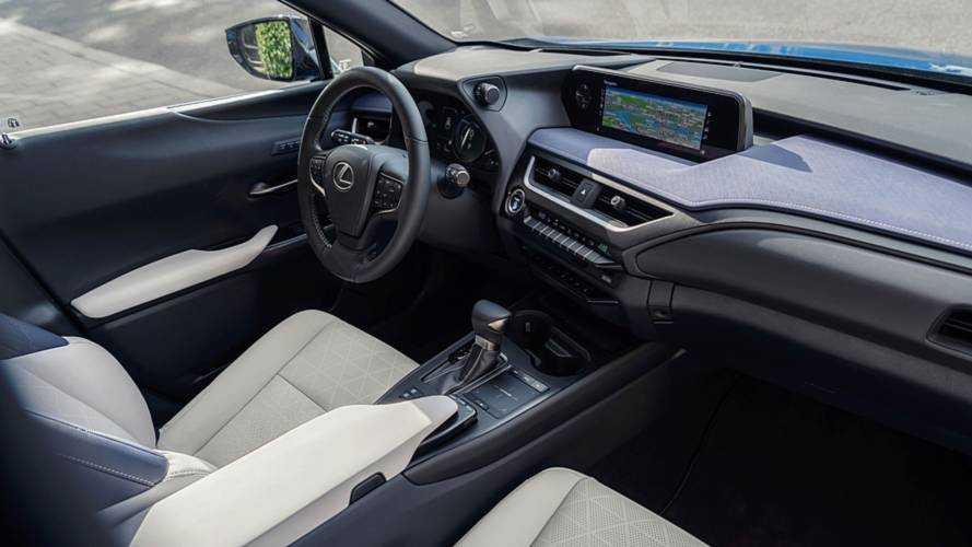 Lexus UX 250h F-Sport