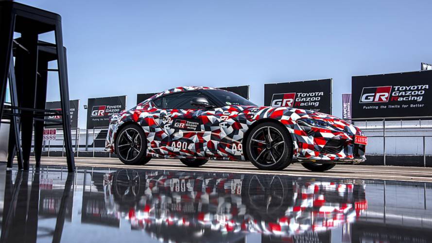 Toyota Supra Officially Confirmed For January Debut In Detroit