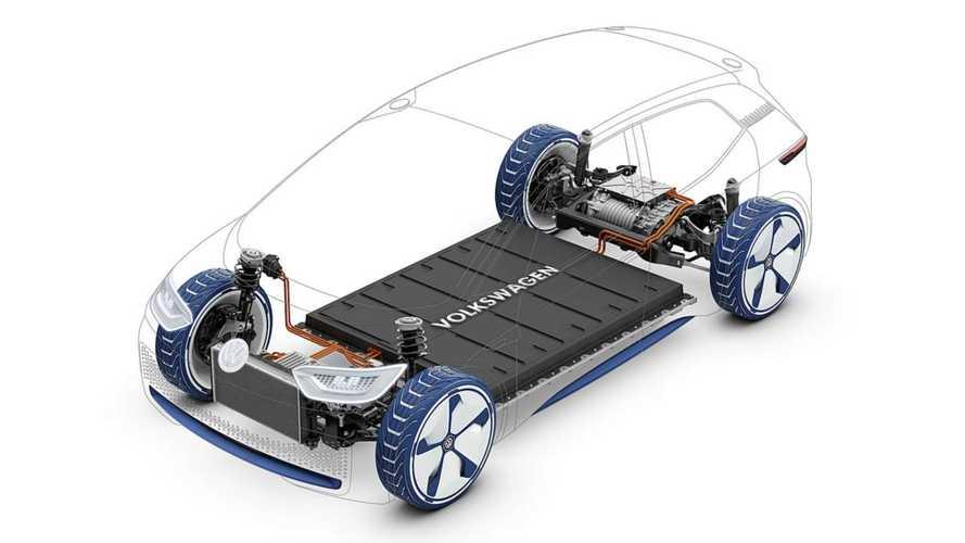 VW bringt angeblich neuen Elektro-Kleinwagen ID.2 schon 2023