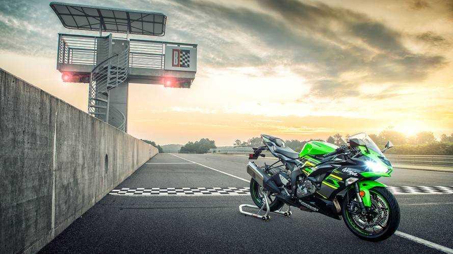 Kawasaki renueva la supersport Ninja ZX-6R