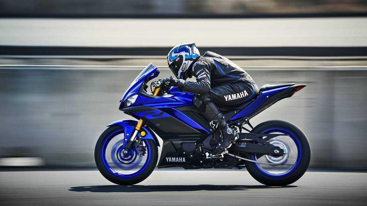 Segredo Yamaha Ja Registra Nova Yzf R3 2019 No Brasil