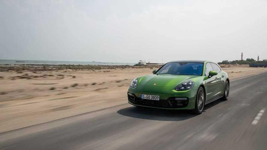 2019 Porsche Panamera GTS Sport Turismo: First Drive