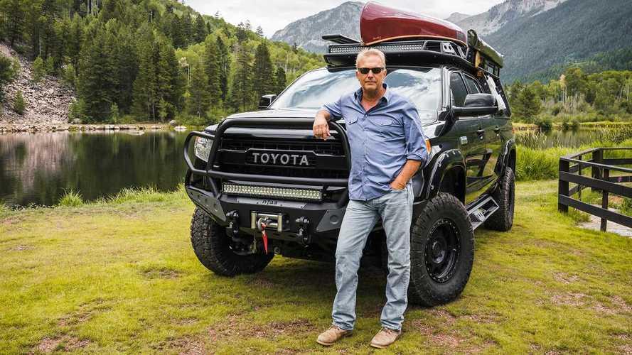 Toyota Tundra Kevin Costner SEMA Custom