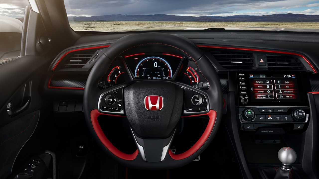 2019 honda civic type r arrives with new color more