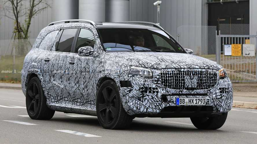 Mercedes-Maybach GLS - Le Bentayga allemand dans les starting-blocks