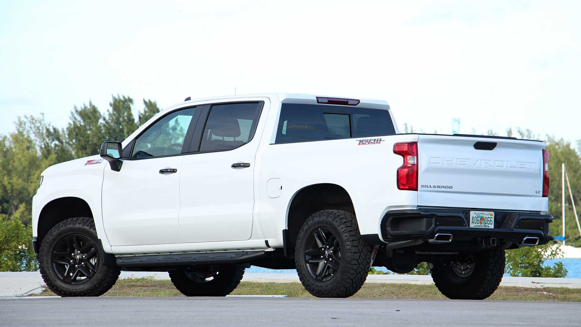 2019 Chevrolet Silverado Custom Trail Boss Review ...