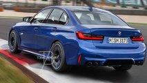 Renders BMW M3 2020