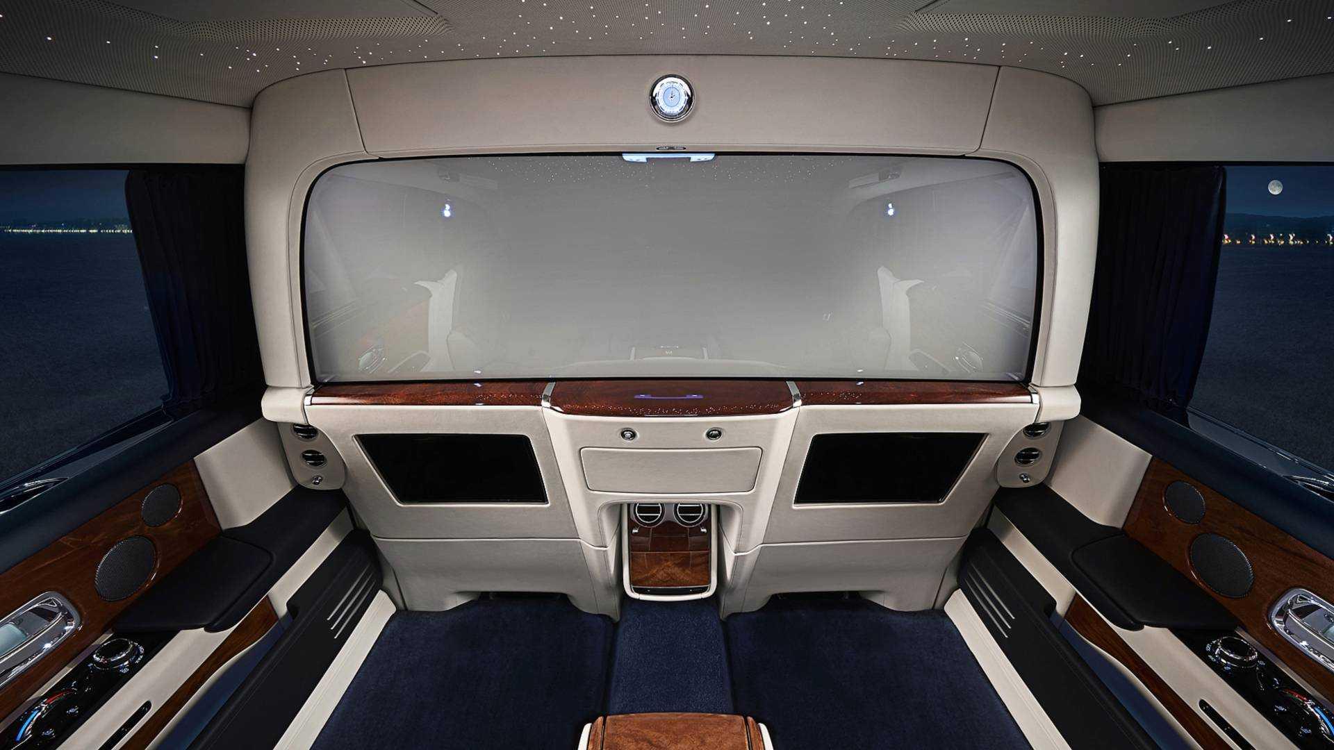 Rolls Royce Reveals Privacy Suite For New Phantom