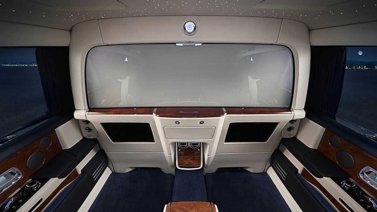 Rolls-Royce Phantom EWB Privacy Suite