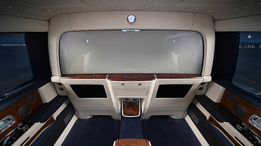 Rolls-Royce Reveals Privacy Suite For New Phantom