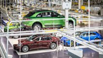 2019 Porsche Macan production