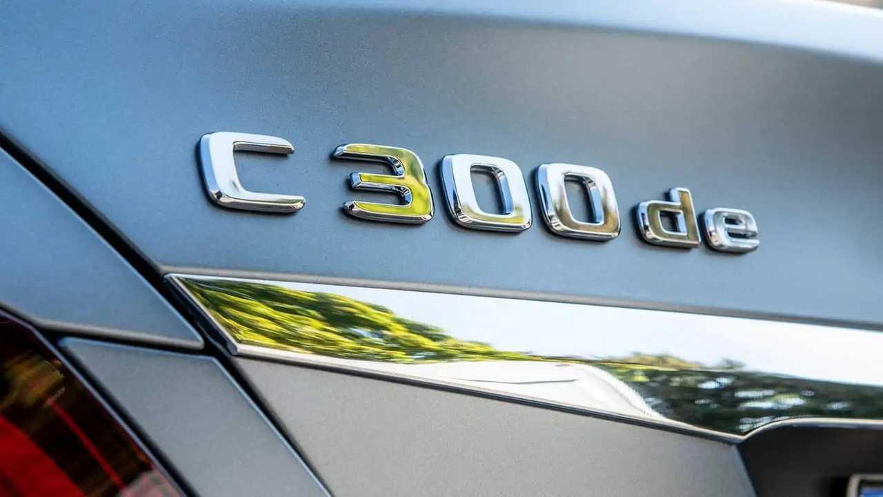 Mercedes C 300 de Sedan