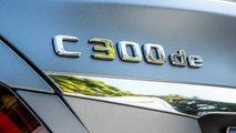 Mercedes C 300 de berline