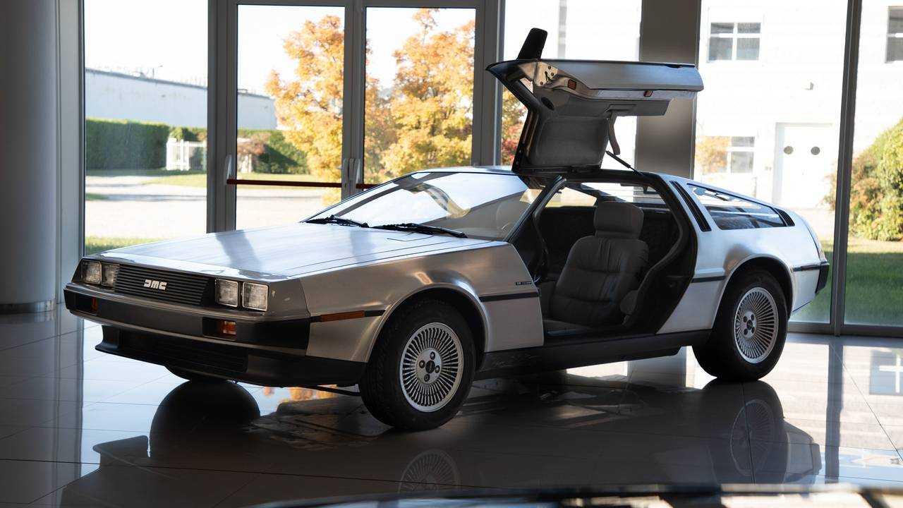 Sede Italdesign: museo de concept cars y salas de diseño