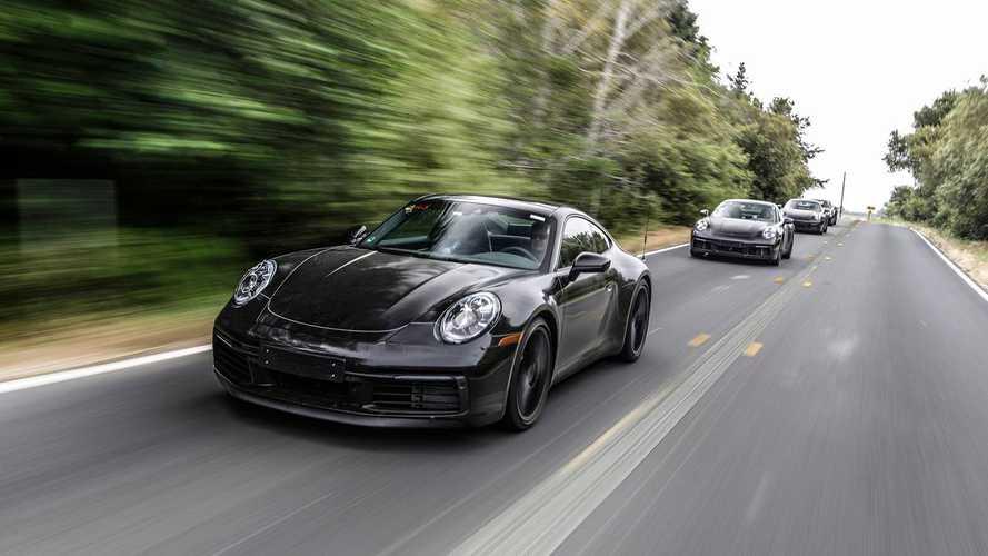 2020 Porsche 911 Carrera S Premier essai