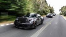 Porsche 911 Carrera S 2019: unidades de pruebas