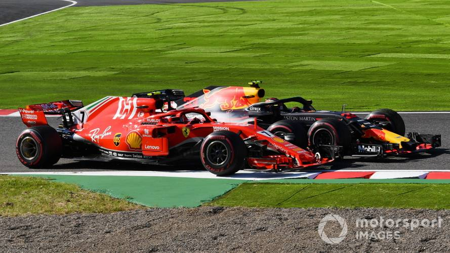 Vettel wants to discuss clash with Verstappen in private