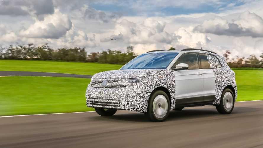 Volkswagen T-Cross 2019: se presentará en público el 25 de octubre