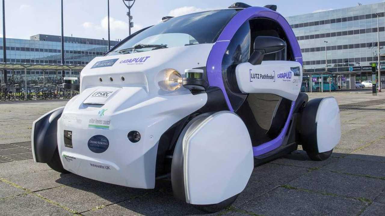 Guida autonoma, in Gran Bretagna sarà realtà entro 3-4 anni