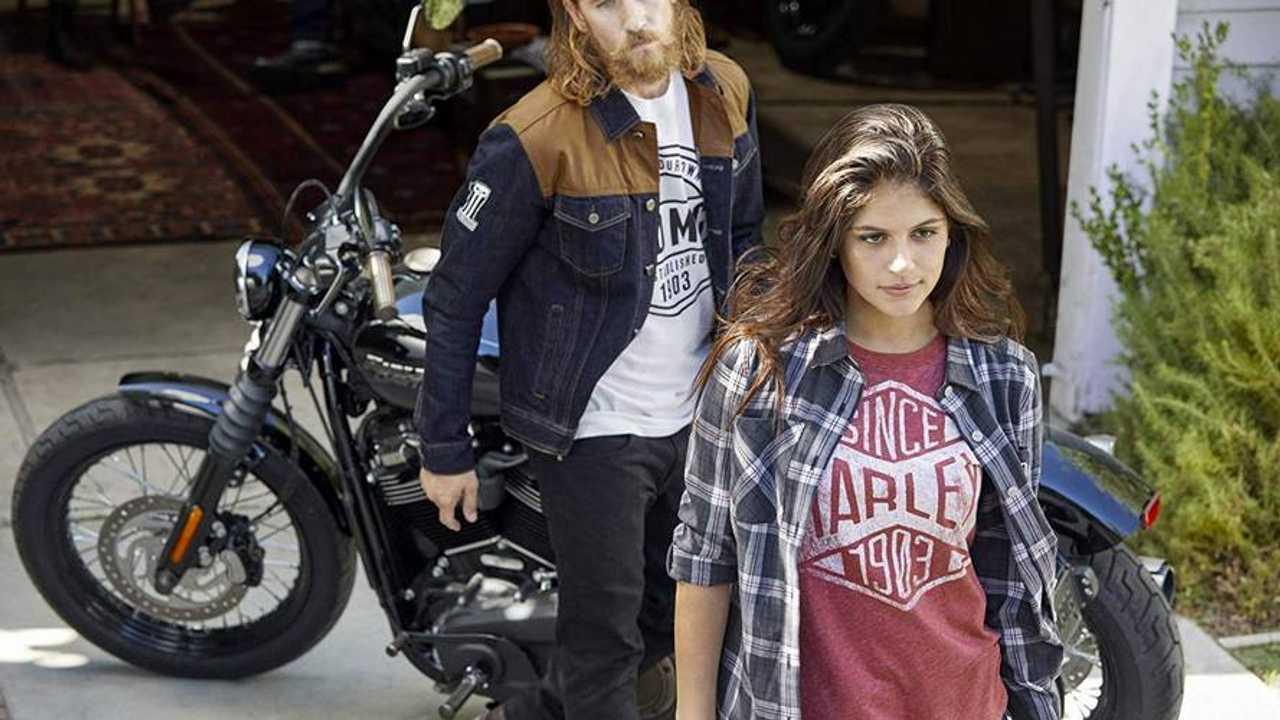 Harley-Davidson apparel amazon storefrontjpg
