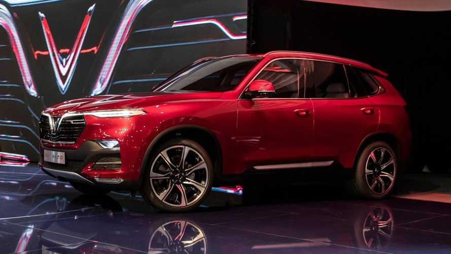 Вьетнамские седан и кроссовер марки VinFast все ближе к российскому рынку