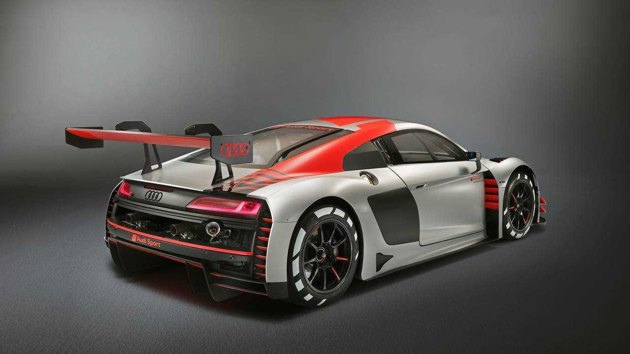 New Evolution Audi R8 Lms Gt3 Makes Paris Debut