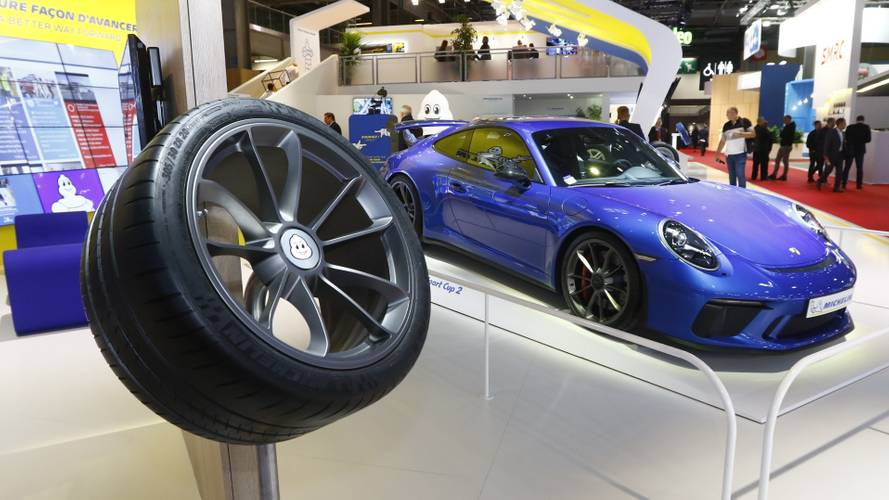 Michelin al Salone di Parigi 2018