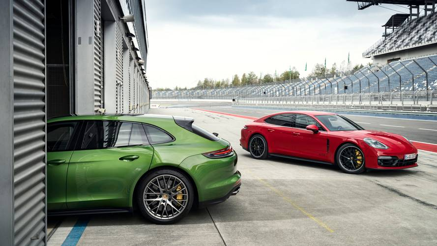 Porsche Panamera GTS, col 4.0 V8 biturbo sale a quota 460 CV