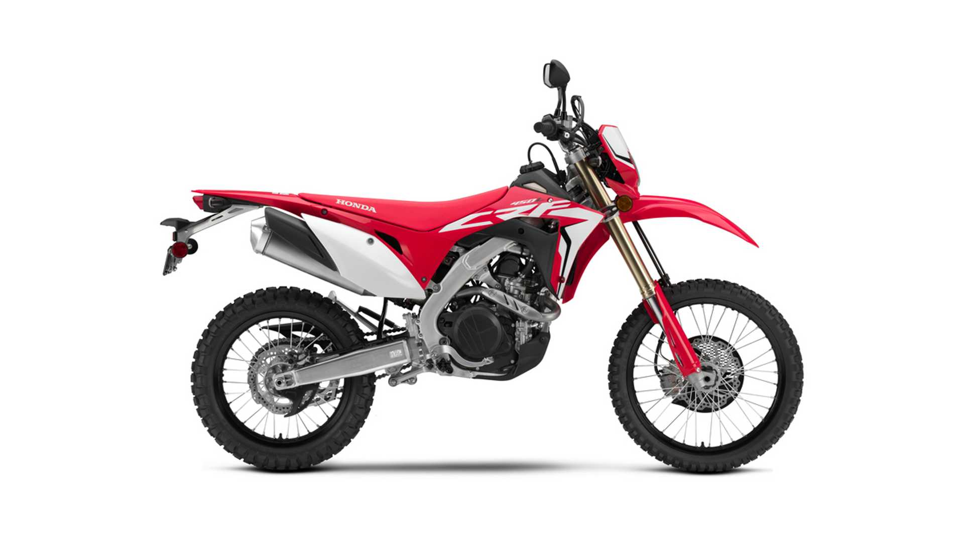 Recall: The Honda CRF450L Could Lose Its Horn