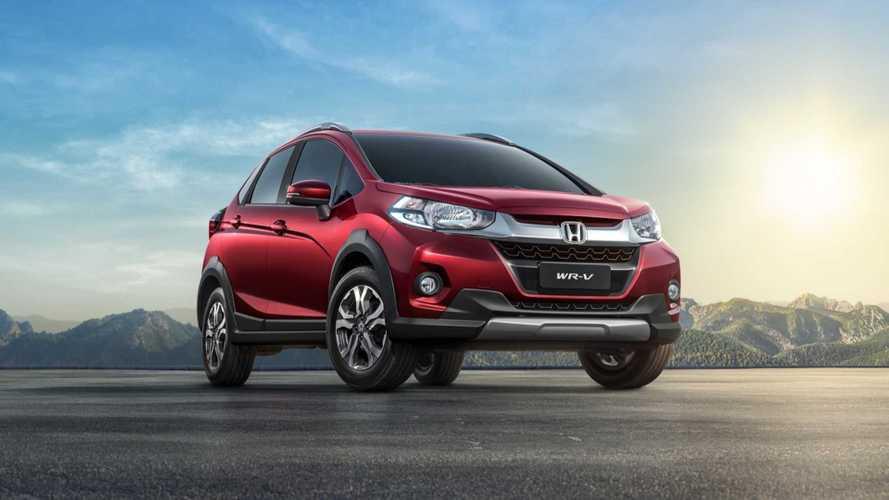 Honda WR-V 2019 ganha equipamentos e parte de R$ 82.100