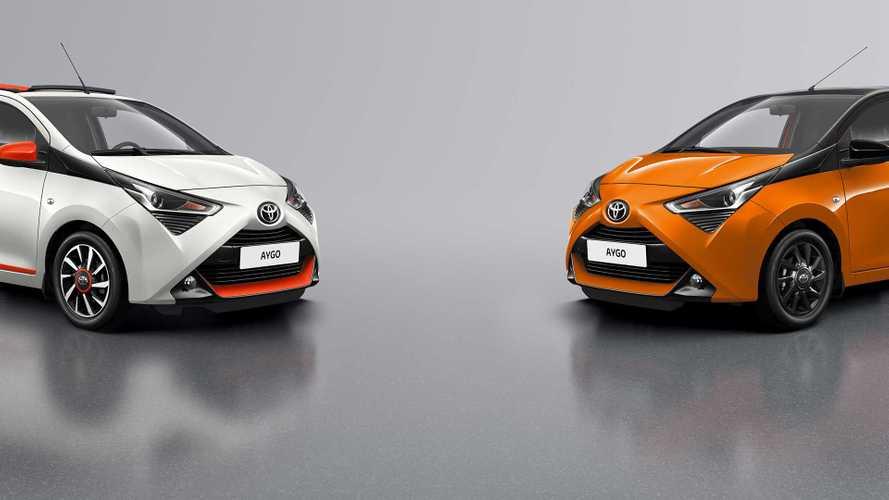 Toyota Aygo, a Ginevra con 2 nuovi allestimenti